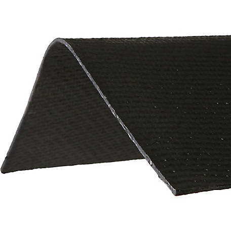 Ondura Asphalt Roof Ridge Cap, Black