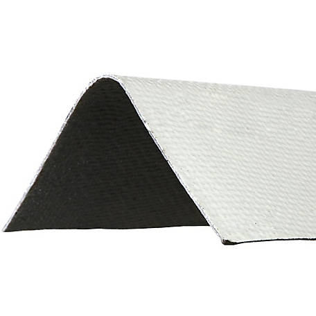 Ondura Asphalt Roof Ridge Cap, White