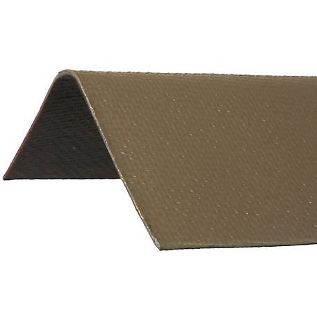 Ondura Asphalt Roof Ridge Cap, Tan