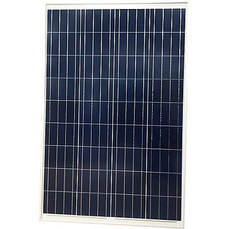 Nature Power 100W Polycrystalline Solar Panel