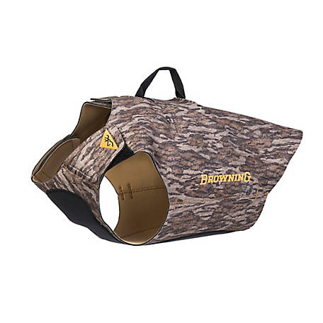 Browning Neoprene Hunting Dog Vest With Handle