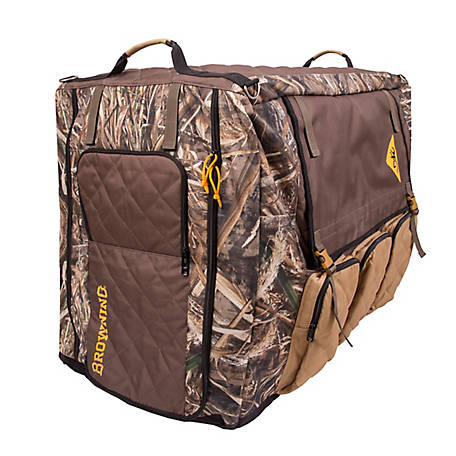 Browning Insulated Crate Cover