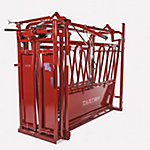 Tarter CattleMaster Series 3 Standard Squeeze Chute with Auto Headgate