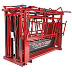 Tarter CattleMaster Series 9 Heavy-Duty Squeeze Chute, CMSCA9