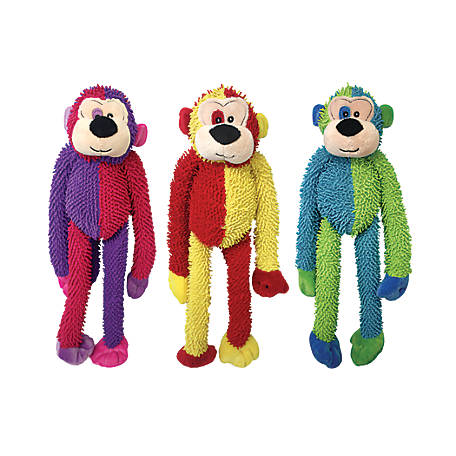 Multipet Crew Monkey 17 in. Ast, 37812