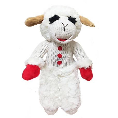 Multipet Standing Lamb Chop 13 in., 48415