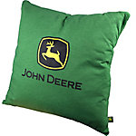 John Deere Pillow Trademark Logo
