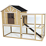 Precision Pet Products Craftsman XL Chicken House, Regional Color Putty Taupe