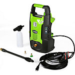 GreenWorks GPW1501 13A 1500 PSI 1.2 GPM Electric Pressure Washer