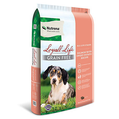 Loyall Life Grain Free All Life Stages Salmon & Potato dog Food, 30 lb. Bag