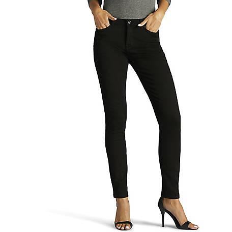 9d39c03d Lee Women's Slimming Rebound Skinny Leg Jean
