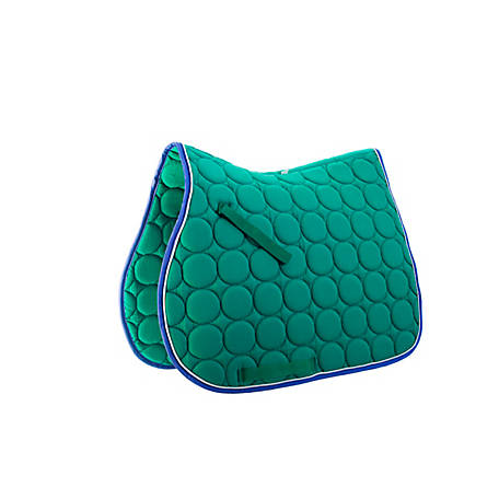 Roma Circle Quilt All-Purpose Saddle Pad