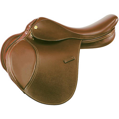 Kincade Child's Leather Close Contact Saddle