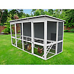 Innovation Pet Chicken Estate Coop for 18-20 Chickens