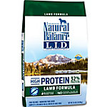 Natural Balance L.I.D. Limited Ingredient Diets High-Protein Lamb Formula Dry Dog Food