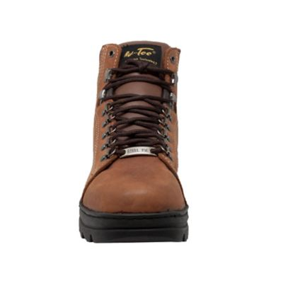 Eagle 618TS Tan Steel Toe Men/'s Leather Work Boot
