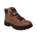 AdTec Men's 6 in. Brown Hiker Boot