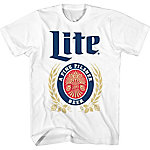 Miller Lite Men's Graphic T-Shirt