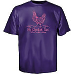 Tractor Supply Co. Women's Chick Days Clucket List Graphic T-Shirt