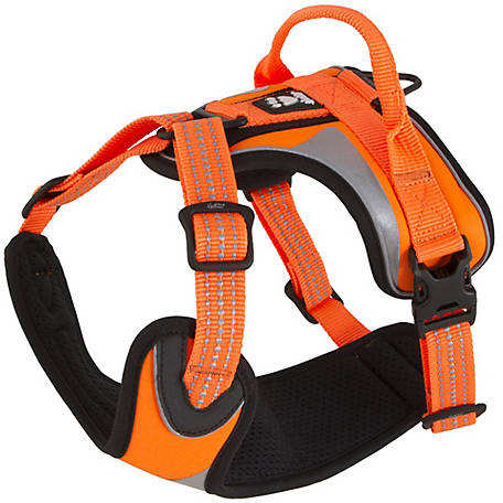 Hurtta Active Dazzle Harness, Hi-Viz