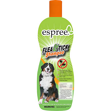 Espree Flea and Tick Shampoo, 20 oz.