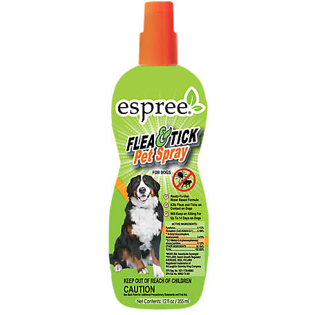 Espree Flea and Tick Spray, 12 oz., 1004740