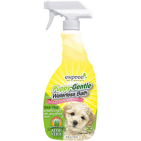 Espree Puppy Waterless Bath, 24 oz.