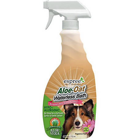 Espree Aloe Oat Waterless Bath, 24 oz.