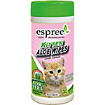 Espree Kitten Wipes, Pack of 50