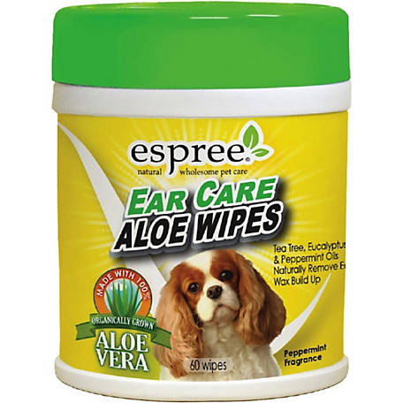 Espree Ear Care Wipes, Pack of 60