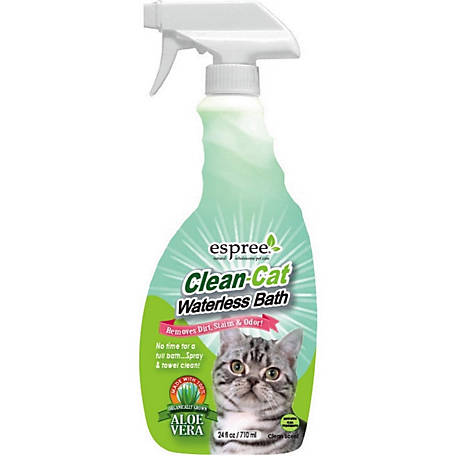 Espree Clean Cat Waterless Bath, 24 oz.