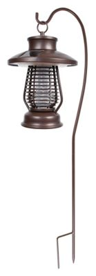 Buy Fusion Solar Bug Zapper with Shepherds Hook Online