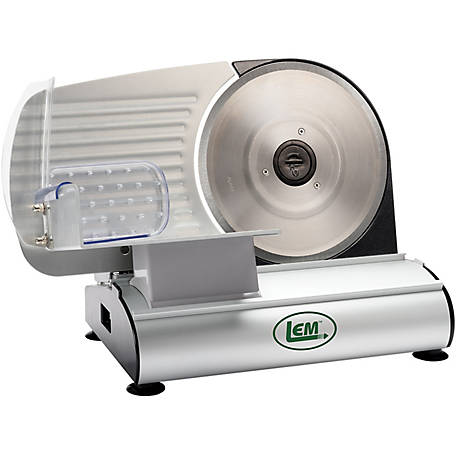 LEM Mighty Bite 8-1/2 in. Meat Slicer