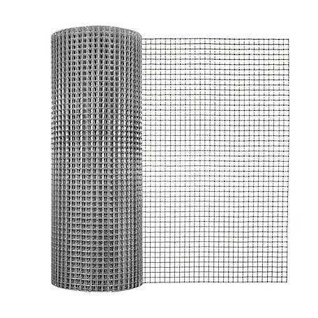 Origin Point 24 in. x 100 ft. Hardware Cloth with 1/2 in. Mesh, 132400RP