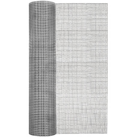 Origin Point 48 in. x 100 ft. Hardware Cloth with 1/2 in. Mesh, 134800RP