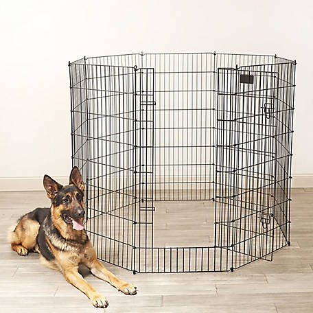 Pet Sentinel Extra Large Pet Pen 48 in. H x 16 ft. L, 530048