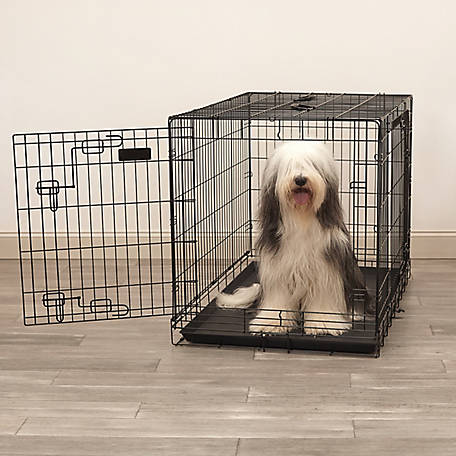 Pet Sentinel 30X28X42 X-Large Wire Pet Crate, 530086