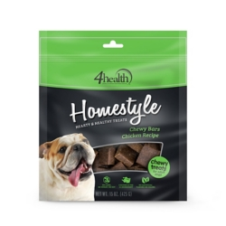 Shop 4health Homestyle 15 oz. Chicken Chewy Bars at Tractor Supply Co.