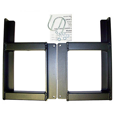Great Day PowerLoader Mounting Bracket, Utility Vehicles