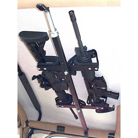 Great Day Quick Draw Overhead Gun Rack For Tactical Weapons, Jeep