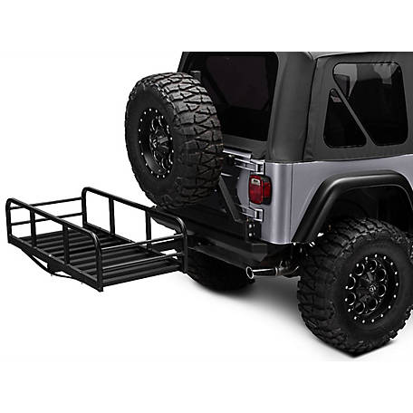 Great Day Hitch-N-Ride Magnum XL Truck Hitch Receiver Cargo Carrier