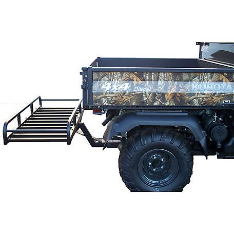 Great Day Hitch-N-Ride Hitch Receiver Cargo Carrier, ATV/UTV