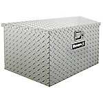 Buyers Products 37 in. Diamond Tread Aluminum Trailer Tongue Truck Box