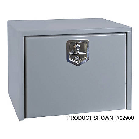 Buyers Products 18 In X 18 In X 36 In Primed Steel