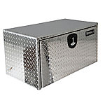 Buyers Products 18 in. x 18 in. x 36 in. Diamond Tread Aluminum Underbody Truck Box