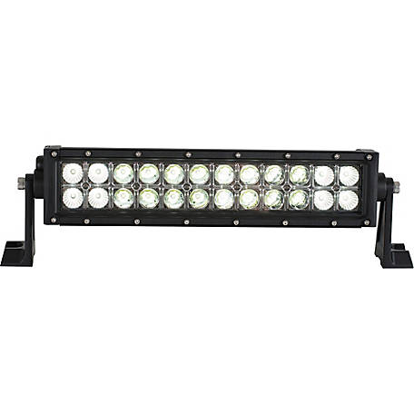 Buyers Products 14.125 in. Clear Combination Spot-Flood Light Bar