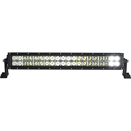 Buyers Products 22.125 in. Clear Combination Spot-Flood Light Bar