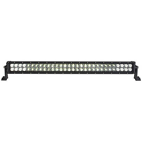 Buyers Products 32.75 in. Clear Combination Spot-Flood Light Bar