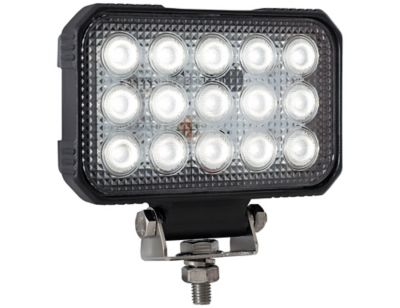 Buy Buyers Products 5.875 in. x 4.875 in. Clear Rectangular Flood Light Online