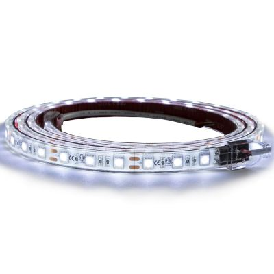 Buy Buyers Products 60 in. 90-LED Strip Light with 3M Adhesive Back; Clear and Cool Online